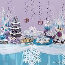 best 25 frozen table decorations ideas on frozen