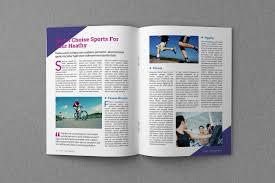 magazine u0026 proposal indesign templates dealjumbo com