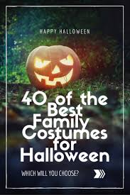 Halloween Party Ideas For Families by 40 Of The Best Family Costumes Ideas For Halloween Jamonkey