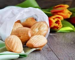cuisine sans gluten recette madeleines au miel sans gluten facile rapide