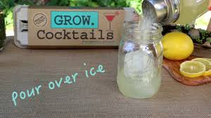 grow cocktails youtube