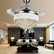 chandelier with ceiling fan attached chandelier with ceiling fan attached for livingroom area