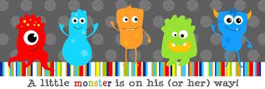 monster invitation monster cookies