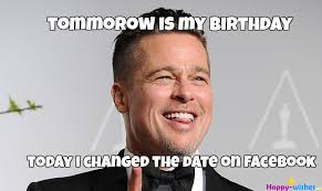 Birthday Memes For Facebook - 50 best happy birthday memes happy wishes