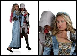 Ezio Halloween Costume Video Game Couples Costume Ideas Halloween Costumes Blog