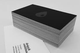 Business Cards Foil Cool Black Business Cards With Golden Foil U2013 Ken Schultz
