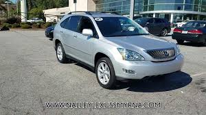 lexus rx 350 used 2009 used 2009 lexus rx350 fwd 4dr at nalley lexus smyrna 9c071975
