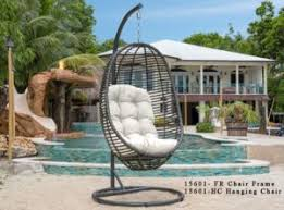 outdoor wicker porch swings kozy kingdom