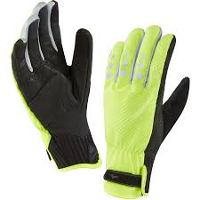 bike gloves wiggle sealskinz all weather xp cycle gloves long finger gloves