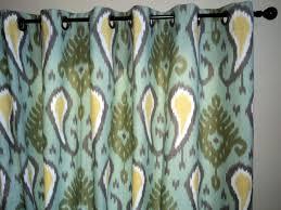 Blue Ikat Curtain Panels 19 Best Ikat Drapes Images On Ikat Pattern Blinds And