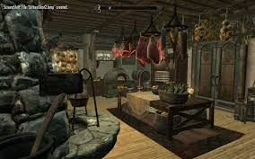 galexpk lakeview manor main hall backroom kitchen at skyrim nexus