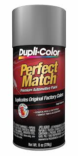 duplicolor u0027s universal silver metallic auto touch up spray paint