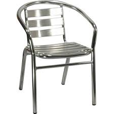 Stackable Aluminum Patio Chairs by 33 Best Outdoor Chairs Images On Pinterest Outdoor Chairs