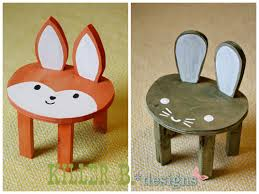 ana white build a toddler animal stools feature from killer b
