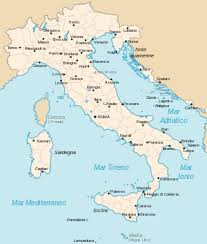 provinces of italy map provinces of italy