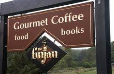finjan cafe sign up close danthonia designs restaurant signs
