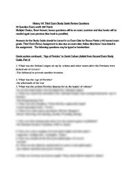 third exam study guide review questions spring 2014 docx