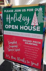 knows best shopping at smiths open house