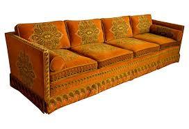 1960s henredon tuxedo sofa janney u0027s collection