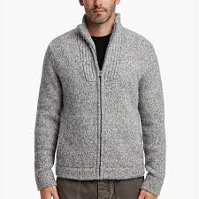 zip up sweater melange zip up sweater los angeles