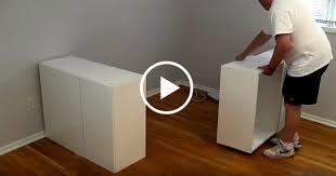 armoire de rangement chambre mettre des armoires de cuisine dans une chambre à coucher peut