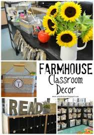 theme classroom decor farmhouse style classroom decor fixer classroom decor