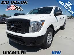 nissan titan single cab new 2017 nissan titan s crew cab in lincoln 4n17786 sid dillon