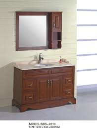 Antique Bathroom Vanity by Customized Shapes Narrow Depth Bathroom Vanity Mahogany Flush