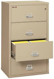 Lateral Filing Cabinet Rails by Fireproof Lateral File Cabinets Fire Resistant Fireking