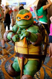 Michelangelo Halloween Costume Teenage Mutant Ninja Turtles Michelangelo Michelangelo Teenage
