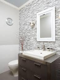 half bathroom tile ideas backsplash bathroom home design ideas