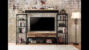 diy rustic shabby chic style tv stand home decor furniture