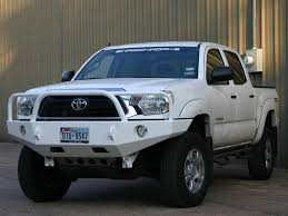 nissan frontier winch mount front winch mount bumper for 4th generation tacoma 2005 2014