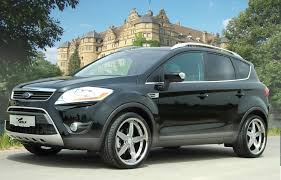 2008 ford kuga specs and photos strongauto