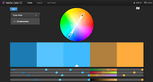 design for non designers part 1 hello web design medium the adobe color cc website has a great point and click interface to build complementary color palettes