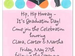 formal college graduation announcements awesome college graduation invitation wording sles for formal