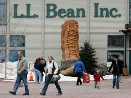 why tweeted about l l bean business insider