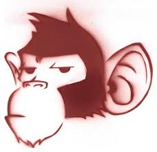 cartoon drawing of a monkey pencil drawing collection