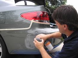 diy auto repair save money on minor body collision repairs car