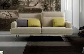Maison Du Monde Divani Letto by Divano Con Schienale Reclinabile Tash Arredo Design Online