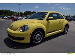 volkswagen beetle yellow 2012 saturn yellow volkswagen beetle 2 5l 68152722 gtcarlot com