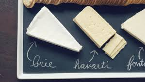 chalkboard cheese plate diy cheese plate for thanksgiving entertaining photo huffpost