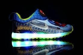 Kids Light Up Shoes Nike Light Up Shoes Kids Spider Man 26 35 Ireland Shoes 8689435