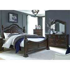 4 post bedroom sets king post bedroom set king size poster bedroom sets ledelle king