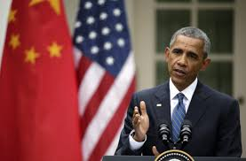Flag Of Cameron Assessing U S China Relations Under The Obama Administration
