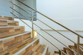 metal landing banister and railing 55 beautiful stair railing ideas pictures and designs