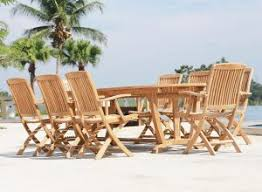 Patio Furniture For Your Windy Deck Or Back Garden  Toms Outdoor - Heavy patio furniture