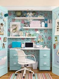 How To Decorate A Desk Best 25 Closet Turned Office Ideas On Pinterest Closet Office