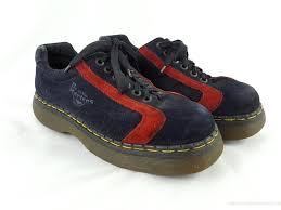 boots online shop vintage dr martens black u0026 red striped suede