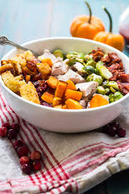 fruit salads for thanksgiving thanksgiving cobb salad the in the little red kitchen